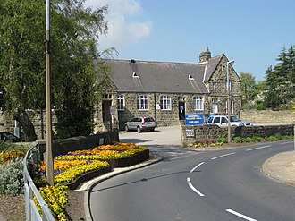Shadwell, West Yorkshire - Image: Shadwell 88VHall