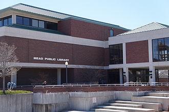 Sheboygan, Wisconsin - Mead Public Library