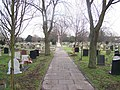 Sheppey Cemetery - geograph.org.uk - 1138220.jpg