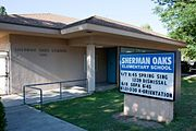 Sherman Oaks Elementary school B