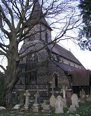 Shirley, London - Shirley Parish Church