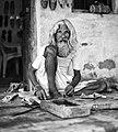 Shoemaker, Rajasthan (6358519177).jpg
