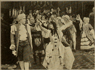 <i>Shon the Piper</i> 1913 film by Otis Turner