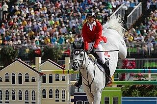 Daisuke Fukushima Japanese equestrian