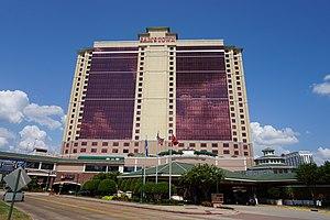 Sam's Town Hotel and Gambling Hall, Shreveport - Sam's Town Hotel and Gambling Hall in 2015