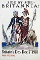 Side by side - Britannia! Britain's Day Dec. 7th 1918 LCCN2002712329.jpg