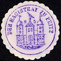 Siegelmarke Der Magistrat zu Peitz W0229228.jpg