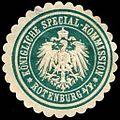 Siegelmarke Königliche Special - Kommission - Rotenburg an der Fulda W0247033.jpg