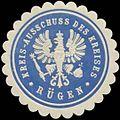 Siegelmarke Kreis-Ausschuss des Kreises Rügen W0345476.jpg