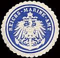 Siegelmarke Reichs - Marine - Amt W0213318.jpg