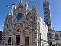 Siena - Duomo - facade & tower - panoramio.jpg