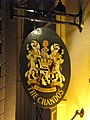 Sign for The Chandos, St. Martin's Lane, WC2 - geograph.org.uk - 1276782.jpg