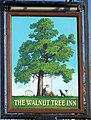 Sign for the Walnut Tree, Mere - geograph.org.uk - 735340.jpg