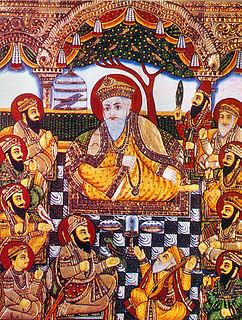 Bhai Mardana first Sikh and companion of Guru Nanak
