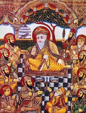 Nának, Guru (1469-1539)