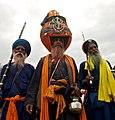 Sikhs gathered at Hola Mohalla Holi festival in Anandpur Sahib.jpg