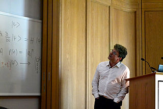 Simon Saunders Physicist