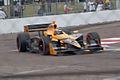 Simona De Silvestro roars through Turn10 Morning Practice SPGP 28March2010 (14512831730).jpg