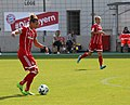 Simone Laudehr BL FCB gg. 1. FC Koeln Muenchen-4.jpg