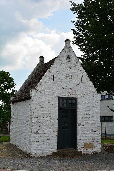 Sint-Rochuskapel, Geetbets