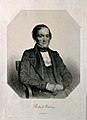 Sir Richard Owen. Lithograph by T. H. Maguire, 1850. Wellcome V0004392.jpg