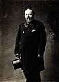 Sir Thomas Grainger Stewart. Photograph. Wellcome V0027223.jpg