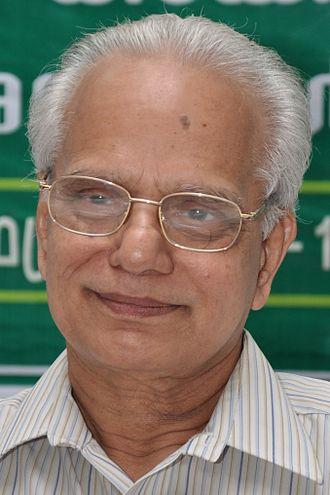 Kerala Sahitya Akademi Award for Travelogue - Image: Sivadas DSC 0609