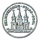 Official seal of Skanderborg