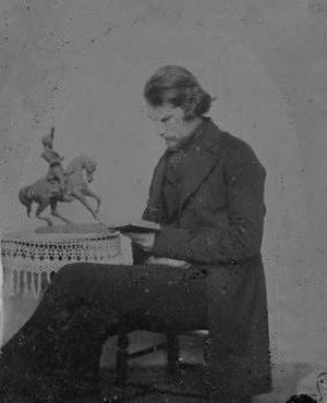 Joseph Skipsey - Skipsey as a young man