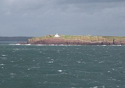 Skokholm Island, Lighthouse - geograph.org.uk - 555852.jpg