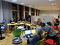 Skrivstuga för kvinnor i Skellefteå 2014-02-04.jpg