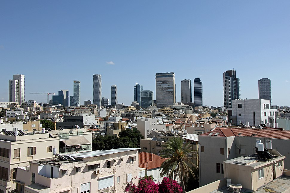 Skyline of Tel Aviv (34324506705)