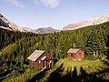 Slide Lake-Otatso Creek Patrol Cabin and Woodshed.jpg