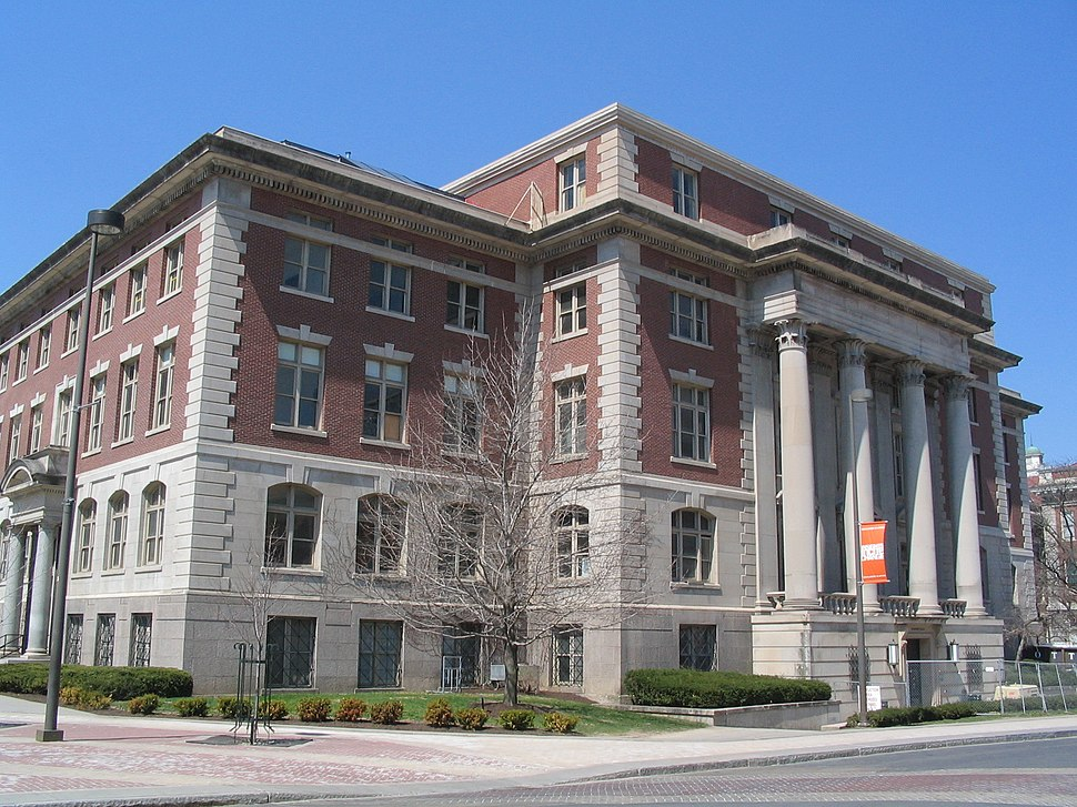 Slocum Hall, Syracuse University