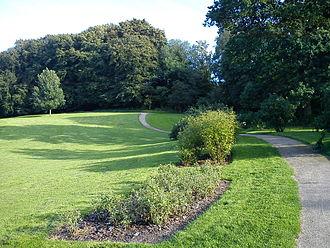 Marselisborg Palace - The Palace Park