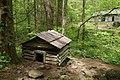 SmokyMountainsHut,at Great Smoky Mountains National Park.jpg