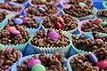 Snap, Crackle and Pop! Rice Krispies cupcake (4565854135).jpg
