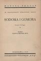 Sodoma i Gomora strona tytułowa.png