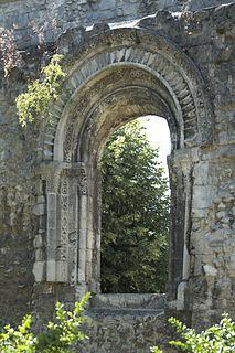 Notre-Dame de Soissons human settlement