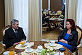Solvita Āboltiņa tiekas ar Baltkrievijas vēstnieku (10436649635) (2).jpg