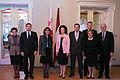 Solvita Āboltiņa tiekas ar Gruzijas ārlietu ministri (8379013945).jpg