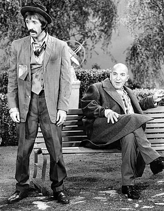 The Sonny & Cher Comedy Hour - Image: Sonny Bono Telly Savalas 1973