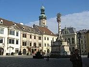 Sopron.Hauptplatz