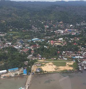 Sorong (city) - Image: Sorong