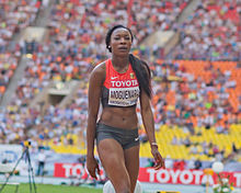 Sosthene Moguenara (2013 World Championships in Athletics) 01.jpg