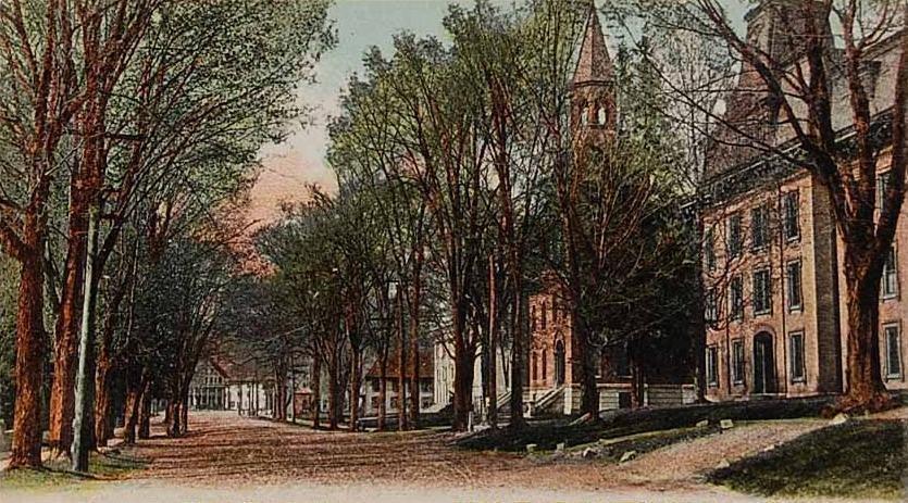 South Main Street, St. Johnsbury, VT