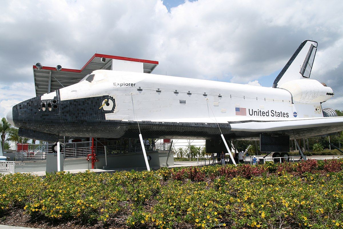 Space Shuttle  Wikipedia