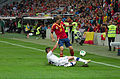 Spain - Chile - 10-09-2013 - Geneva - Mauricio Isla and Ignacio Monreal 1.jpg