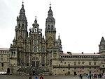 Spain Santiago de Compostela - Cathedral.jpg