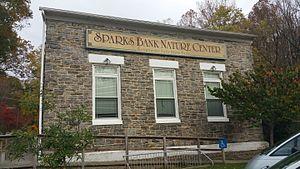 Sparks, Maryland - Sparks State Bank building